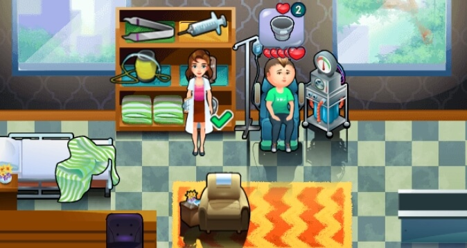 Das Doktor Krankenhaus