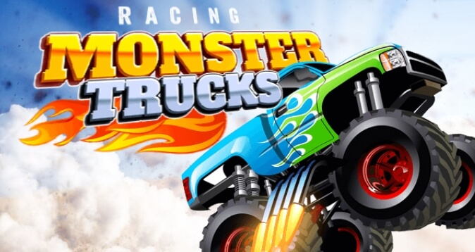 Camion Monster Racing