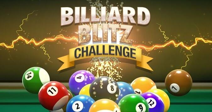 Desafío Del Blitz De Billar