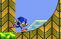 Sonic game 1