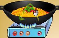 Culinária Show - Atum Esparguete
