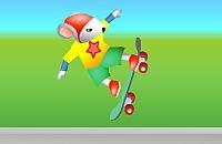 Skateboarden 1