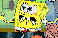 Spongebob Hamburgertent