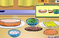 Culinária Show - Cheese Burger