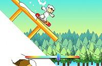 IJsbeer Snowboard