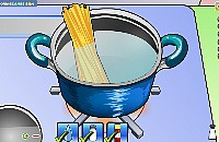 Love Chef - Spaghetti
