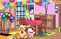 Suprise Party Decor