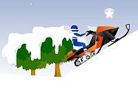 Motoslitta Stunt