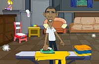 Obama em Casa