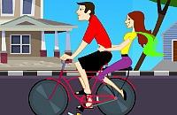 Beijo na Bicicleta