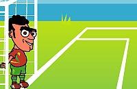 Speel nu het nieuwe voetbal spelletje EK koppen