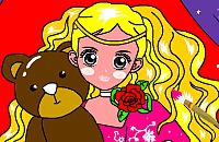 Princesa Colorir