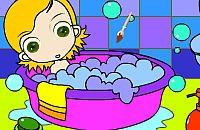Casa de Banho Colorir