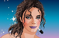 Michael Jackson Make Over