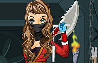 Ninja Girl Dress Up