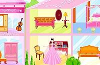 Casa de Bonecas Rosa