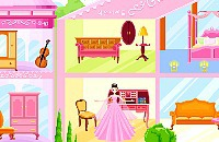 Roze Poppenhuis