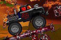 Monster Truck in de Hel