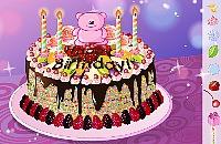 Gâteau Fantaisie