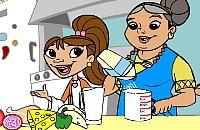Cozinhar com Abuela