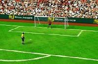 Speel nu het nieuwe voetbal spelletje Vanuit corner scoren