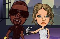 Kanye vs Taylor