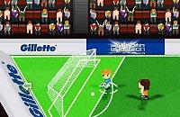 Speel nu het nieuwe voetbal spelletje Driehoeksvoetbal