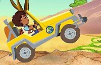 Corrida Africano Diego