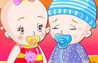 Gêmeos do Bebê