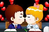 Beijo Biblioteca
