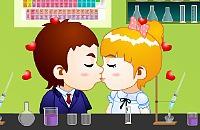 Beijo de Laboratório