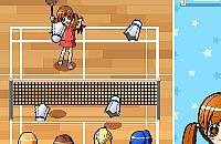 Badminton au Japon