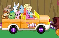 polly pocket ride