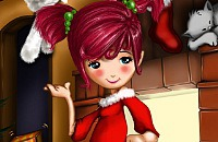 Christmas Sweetie Dress Up