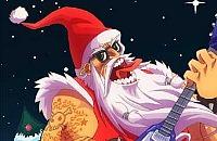 Kerstman Rockster 2