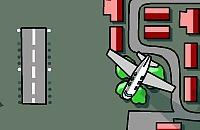 Vliegtuig besturen