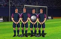 Speel nu het nieuwe voetbal spelletje Beckham game