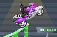 Stunt Bike Draw 3