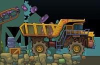 Mijnbouw Vrachtwagen 1