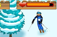 Schießen und Ski