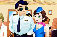 Stewardess Slacker