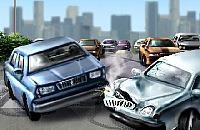 LA Traffico Caos