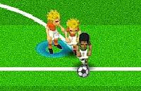 Speel nu het nieuwe voetbal spelletje Wereld Beker 2010