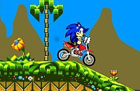 Sonic op de Motor