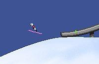 Skischans springen