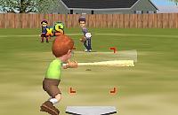 Backyard Sports - Slugging
