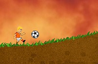 Speel nu het nieuwe voetbal spelletje Voetbal Ballen 1