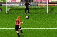 Speel nu het nieuwe voetbal spelletje Zuid Afrika 2010