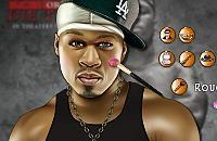 50 Cent Opmaken