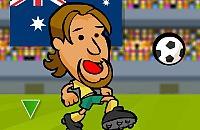 Speel nu het nieuwe voetbal spelletje Goooaaal